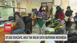 VIDEO: Ditjen Dukcapil Akui Tak Miliki Data Buronan Indonesia
