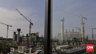 FOTO : Mengintip Pembangunan Stadion BMW, Markas Persija