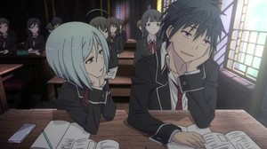 Rekomendasi Anime Harem Terbaik dengan Cerita Seru