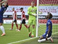 FOTO: Chelsea Terbantai, Empat Besar Liga Inggris Ramai