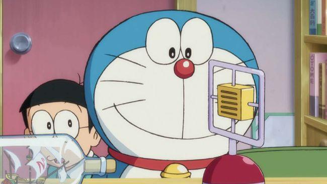 3 September 2112 Hari Ulang Tahun Doraemon