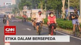 VIDEO: Etika Dalam Bersepeda
