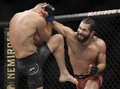 Faceoff UFC 261: Usman Tersenyum, Masvidal Terus Mengoceh