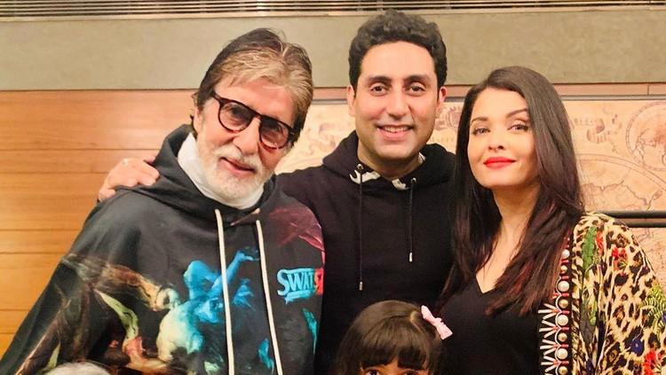 Keluarga Amitabh Bachchan