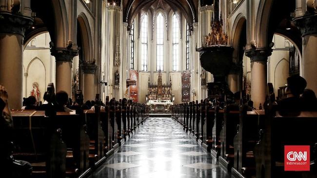 Aturan Ibadah Natal Kemenag, Kapasitas Dibatasi 50 Persen