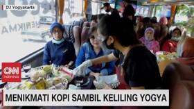 VIDEO: Menikmati Kopi Sambil Keliling Yogya