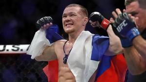 Hasil UFC 251: Menang TKO, Petr Yan Juara Dunia Bantam