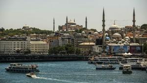 Rusia Sebut Polemik Hagia Sophia Urusan Dalam Negeri Turki