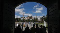 Perjalanan Menggugah Jiwa di Hagia Sophia