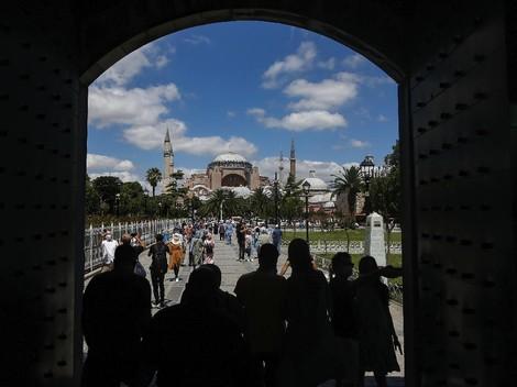Protes Hagia Sophia Jadi Masjid, Warga Israel Kecam Turki