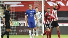 Hasil Liga Inggris: Sheffield United Bungkam Chelsea 3-0
