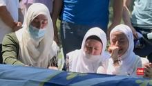 VIDEO: Duka Muslim Bosnia dalam Pembantaian Srebrenica