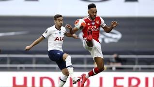 4 Big Match Akhir Pekan Ini Termasuk Tottenham vs Arsenal