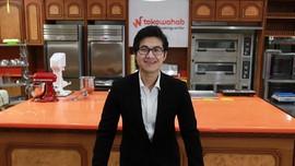 William Sunito, CEO Toko Bahan Kue Online Penyasar UMKM