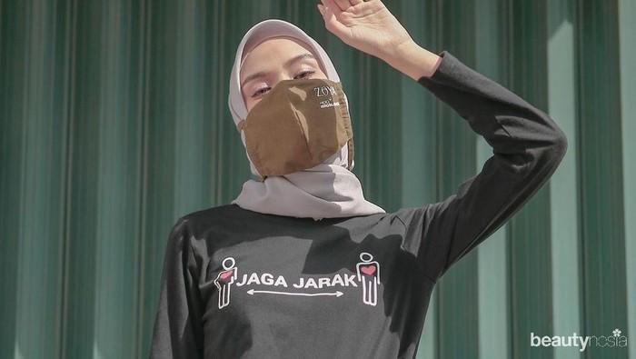 5 Fashion Item Antivirus Corona yang Bikin Heboh, dari Kalung Sampai Hijab
