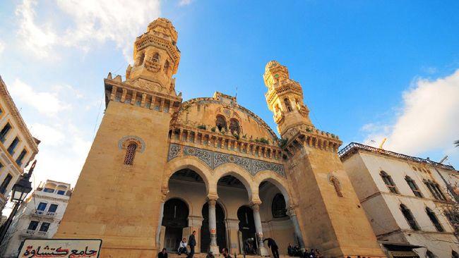 Algiers' Ketchaoua Mosque