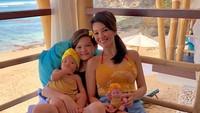 <p>Bunda masih ingat chef cantik Farah Quinn? Ya, kabar terkini Farah Quinn sudah jadi ibu dua anak. (Foto: Instagram @farahquinnofficial)</p>