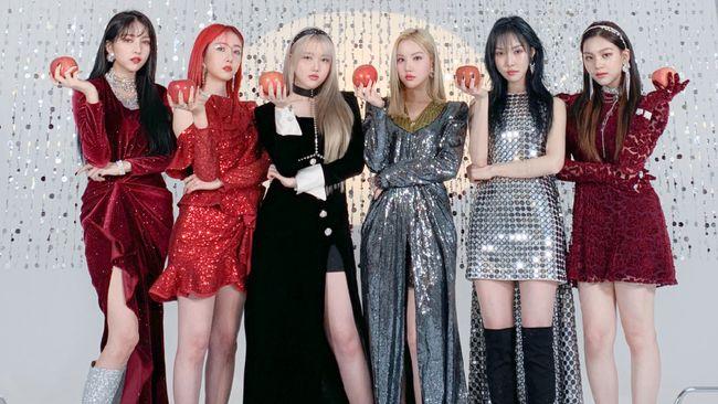 Girl group asal Korea Selatan, GFriend diumumkan tak lagi memperpanjang kontrak eksklusif dengan Source Music.