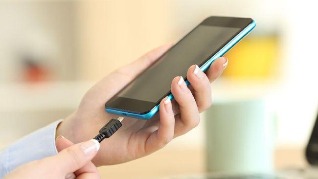 Berikut cara silent (senyapkan) ponsel otomatis saat sedang mengisi daya.