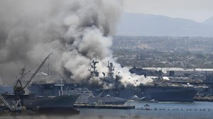 Spesifikasi Kapal USS Bonhomme Richard AS yang Meledak