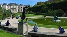 Memandangi Pahatan nan Puitis di Museum Rodin