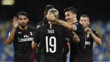 AC Milan Tak Terkalahkan di Era New Normal