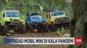 VIDEO: Offroad Mobil Mini di Kala Pandemi
