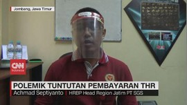 VIDEO: Polemik Tuntutan Pembayaran THR PT SGS