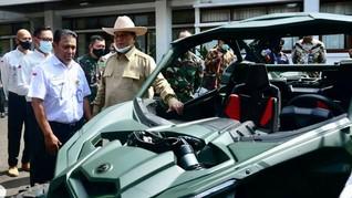 Prabowo Ingin 500 Maung Selesai Oktober, Jadi 'Kado' HUT TNI