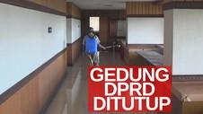 VIDEO: Anggota DPRD Meninggal, Gedung Ditutup