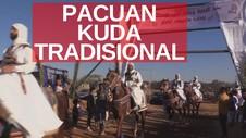 VIDEO: Pacuan Kuda Tradisional Digelar Kembali