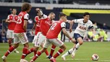 Kandang Tottenham Angker Buat Arsenal