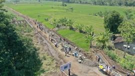Pulihkan Ekonomi Desa, PUPR Kebut Pembangunan Irigasi Air