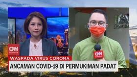 VIDEO: Ancaman Covid-19 di Permukiman Padat