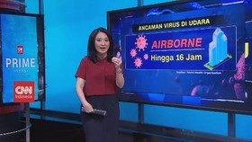 VIDEO: Awas Ancaman Virus di Udara