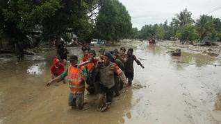 19 Jenazah Ditemukan Usai Banjir Luwu Utara, 233 Rumah Rusak