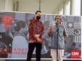 Jokowi Ajak Cak Lontong hingga Raffi Ahmad Sosialisasi Masker