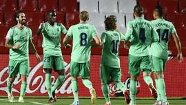 Hasil Liga Spanyol: Madrid Menang Tipis atas Granada