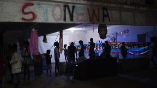 FOTO: LGBTQ Brasil Isolasi Diri dari Virus Corona