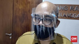 Satu Staf Positif Covid, Seluruh Anggota DPRD DKI Tes Rapid