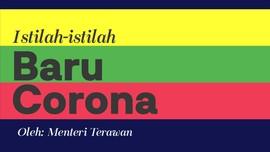 INFOGRAFIS: Istilah-istilah Kasus Corona dari Menteri Terawan