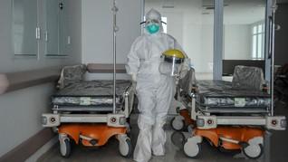 Wagub DKI: Rumah Sakit Covid-19 Tidak Overload