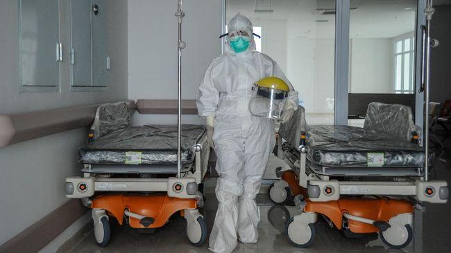 Infeksi virus corona di seluruh dunia hingga saat ini mencapai 22.054.300 kasus dengan 779.533 kematian.