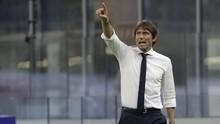 Inter Milan Menang Dramatis, Conte Tak Puas