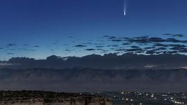Deretan Komet yang Akan Melintasi Langit 2021