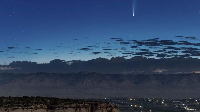 Ratusan komet akan melintasi langit bumi pada 2021, ada yang bisa dilihat dengan mata telanjang dan bantuan teleskop.