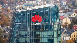 Terancam, BTS 5G Huawei Tergantung Teknologi AS