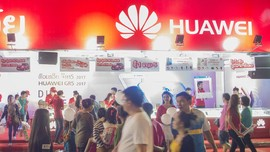 Timang-timang Langkah Huawei di Masa Berat Imbas Tekanan AS