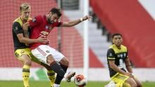 Hasil Liga Inggris: MU Gagal Kalahkan Southampton