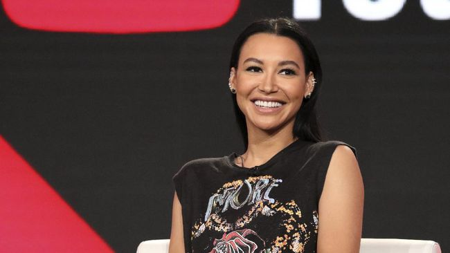FILE - In this Jan. 13, 2018, file photo, Naya Rivera participates in the